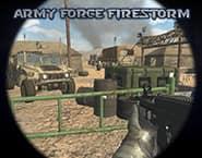 Army Force Firestorm