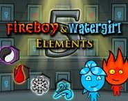 Fireboy and Watergirl 5: Elements